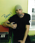 "Daniel Powter Singer ""Bad Day""  signed 10 by 8"